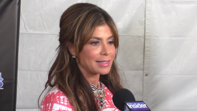 Paula Abdul at the Dance Awards and Cancer Benefit Show at Avalon Nightclub in Hollywood at Celebrity Sightings in Los Angeles on August 19 2015 in...