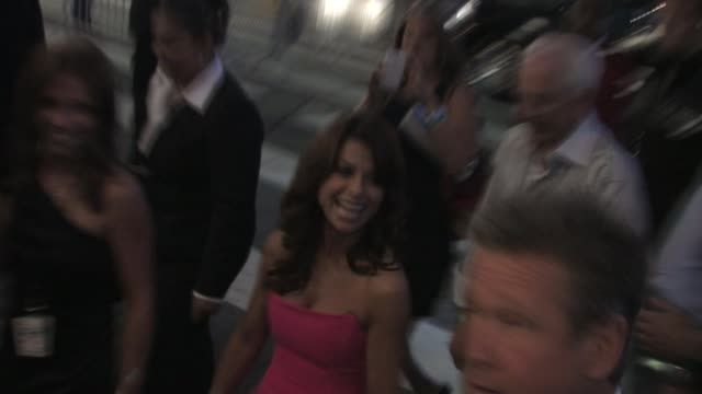 paula abdul leaving nokia live in los angeles at the celebrity sightings in los angeles at los angeles ca - paula abdul stock videos & royalty-free footage