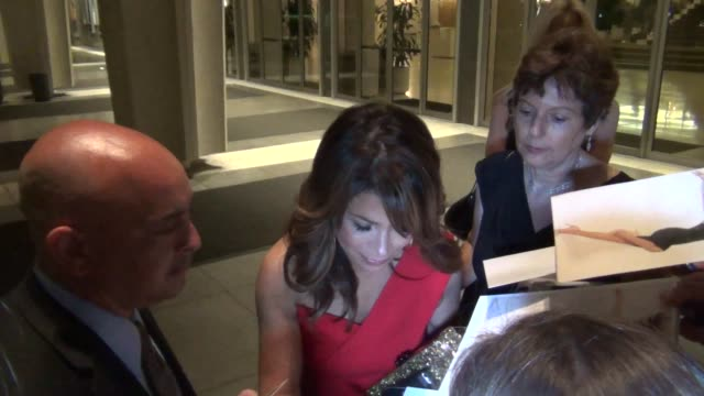 paula abdul on songs that get stuck in her head at the dorothy chandler pavilion paula abdul on songs that get stuck in her head at on july 27 2013... - paula abdul stock videos & royalty-free footage