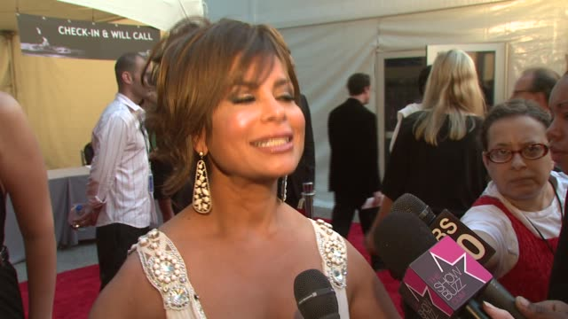Paula Abdul on what brings her out tonight and how she feels about fragrances what scents she is drawn to the fragrance she will be soon be creating...