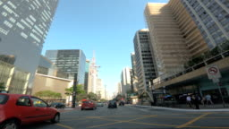 Paulista Avenue, São Paulo - Brazil