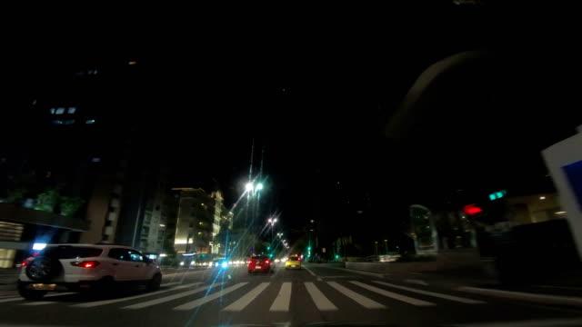 stockvideo's en b-roll-footage met paulista avenue, são paulo - brazilië - brede straat