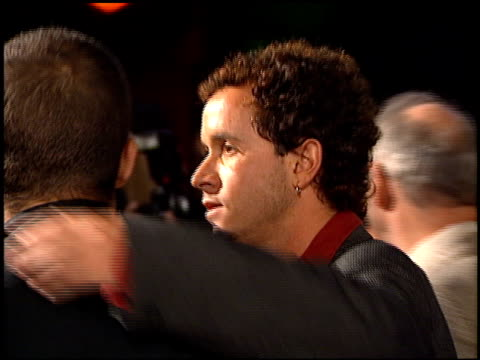 pauly shore at the 'get shorty' premiere on october 12, 1995. - 1995 bildbanksvideor och videomaterial från bakom kulisserna