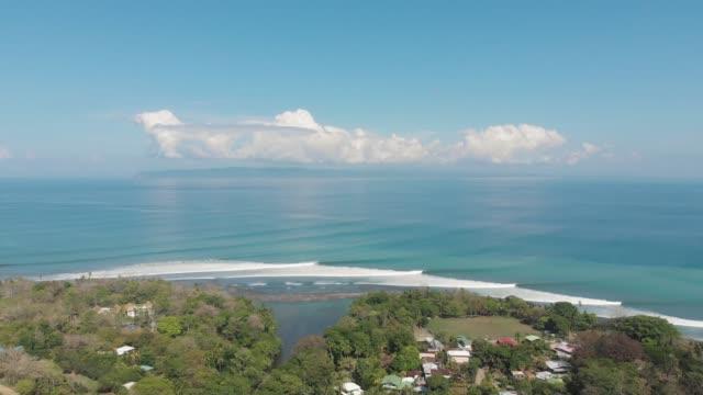 pavones - costa rica stock videos & royalty-free footage