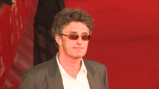 pawel pawlikowski the woman in the fifth and grazia e furore premiere: - 6th international rome film festival on october 31, 2011 in rome, italy - rome film festival stock videos & royalty-free footage