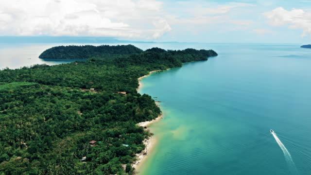 payam island, ranong thailand - netting stock videos and b-roll footage