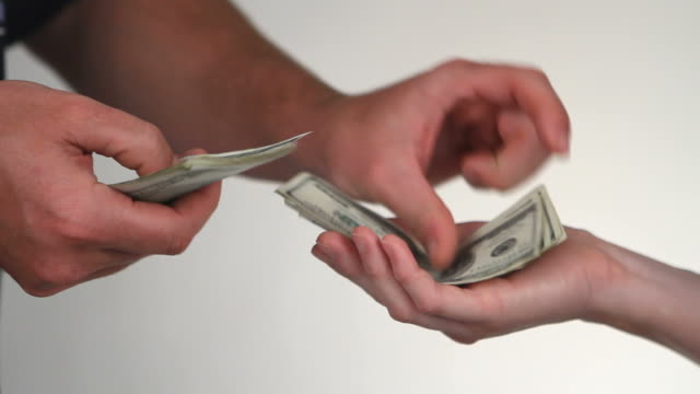 Paying Cash