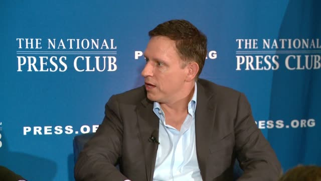 Paypal founder Peter Thiel on his secret funding of the Hulk Hogan lawsuit which brought down Gawker He claims gawker had to be shut down they were...