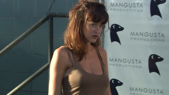 stockvideo's en b-roll-footage met paz de la huerta at the '2012 time for change' new york premiere arrivals at new york ny - la paz filmtitel