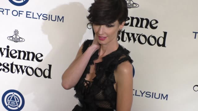 Paz Vega at The Art of Elysium's 9th Annual HEAVEN Gala at 3LABS in Culver City at Celebrity Sightings in Los Angeles on January 09 2016 in Los...