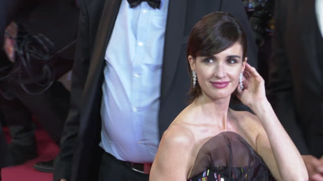 Paz Vega at the Homage to Sylvester Stallone 'Rambo V Last Blood' Special Screening The 72nd Cannes Film Festival on May 24 2019 in Cap d'Antibes...