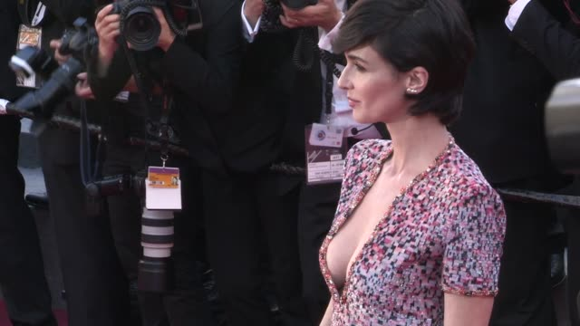 Paz Vega Isabeli Fontana and more on the red carpet for the Premiere of 20 Battements Par Minute at the Cannes Film Festival 2017 on May 20 2017 in...