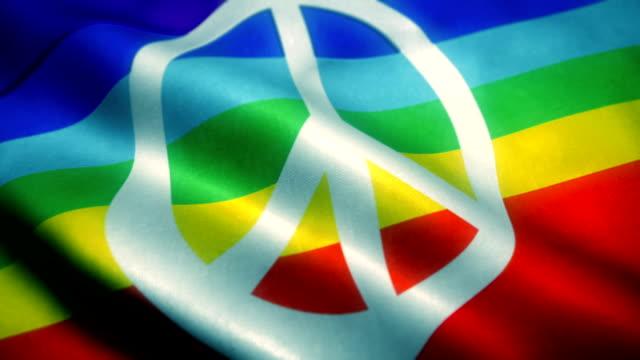 Peace Flagge