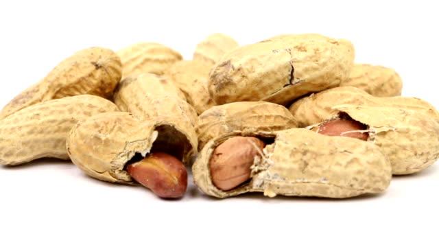 vídeos y material grabado en eventos de stock de maní - peanut food