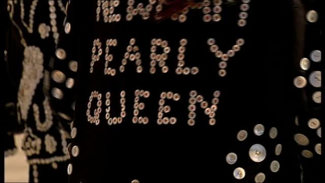 pearly kings and queens celebrate harvest festival; newham pearly queen - harvest festival stock videos & royalty-free footage