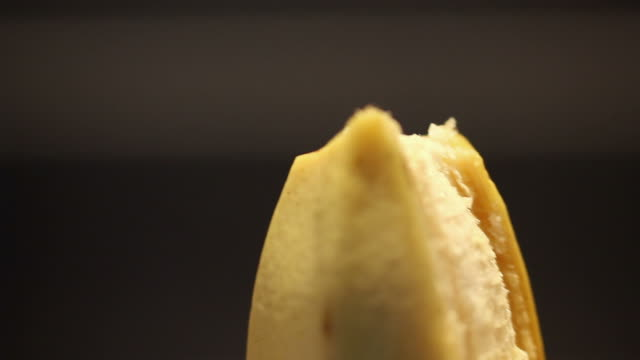 peel a banana - peel stock videos & royalty-free footage