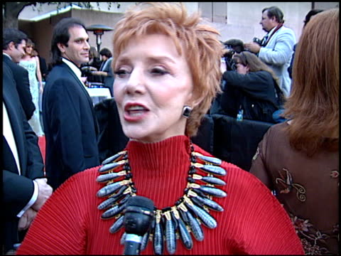 peggy mccay at the soap opera digest awards entrances at universal studios in universal city, california on february 26, 1999. - soap opera stock videos & royalty-free footage