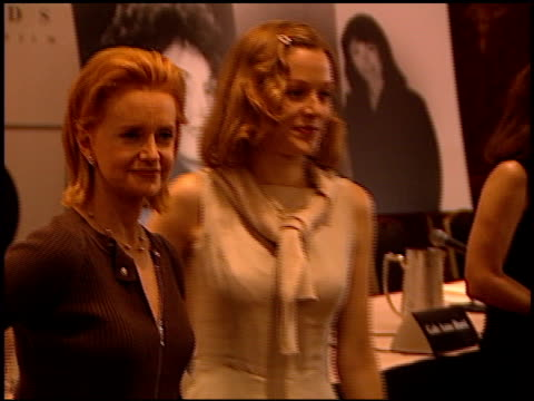vidéos et rushes de penelope ann miller at the women in film crystal award at the century plaza hotel in century city, california on june 19, 1998. - century plaza