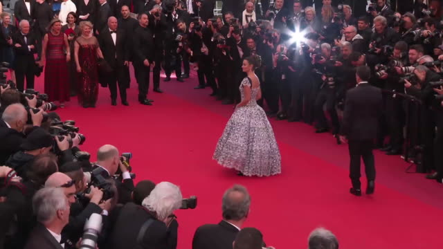 Penelope Cruz at GIF The 72nd Cannes Film Festival on May 14 2019 in Cannes France