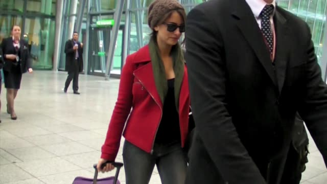 Penelope Cruz at the Celebrity Sightings in London at London England