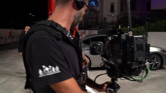 penelope cruz at 'wasp network' red carpet arrivals - 76th venice film festival at on september 1, 2019 in venice, italy . - penelope cruz bildbanksvideor och videomaterial från bakom kulisserna