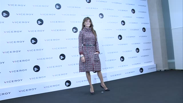 vidéos et rushes de penelope cruz presents her new cinema project at viceroy headquarters - penélope cruz