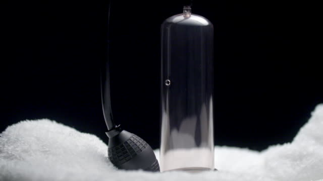 penis pump on soft blanket on rotating table - desire stock videos and b-roll footage
