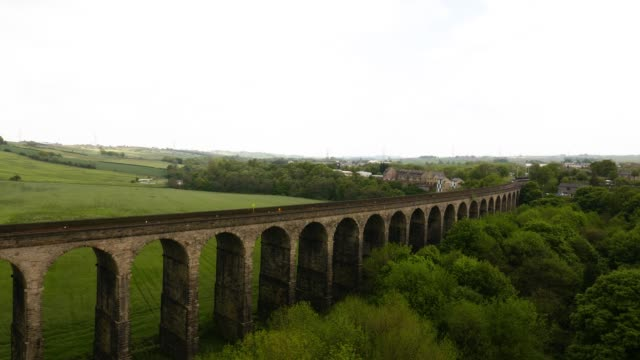 Penistone Viaduct Aerial Video
