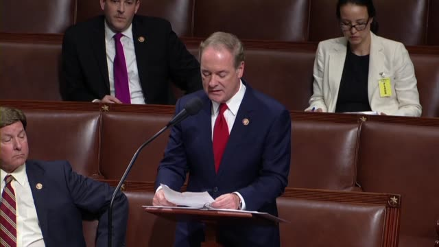 Pennsylvania Congressman John Joyce says in debate on an amendment to the fiscal 2020 national defense authorization that he strongly opposes an...