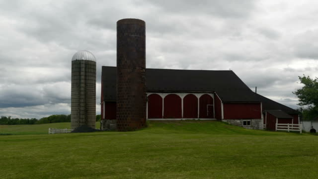 Pennsylvania Dutch Barns