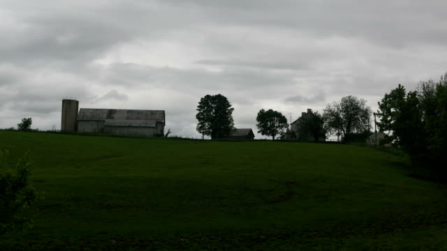 pennsylvania dutch barns - lancaster county pennsylvania stock videos & royalty-free footage