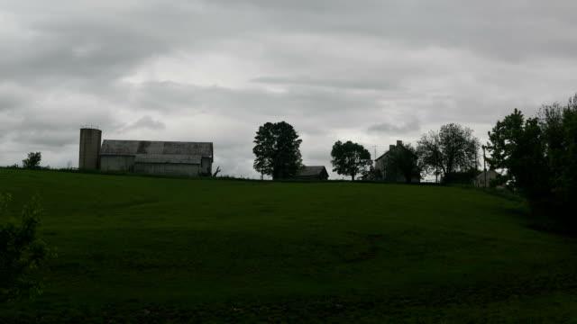 vidéos et rushes de granges de néerlandais de pennsylvanie - lancaster pennsylvanie