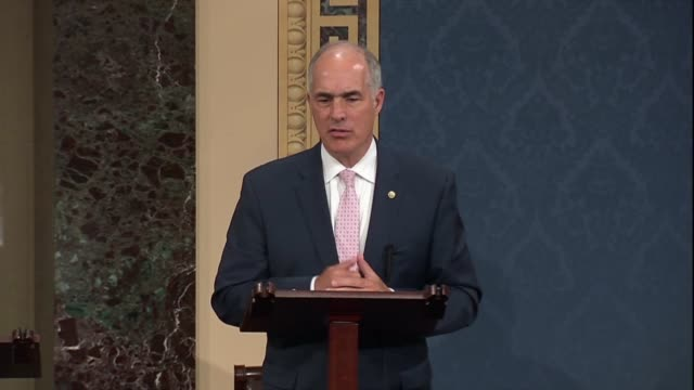 pennsylvania senator bob casey says during a discussion on the american miners act that an author at the turn-of-the-century had written about the... - coal miner stock videos & royalty-free footage