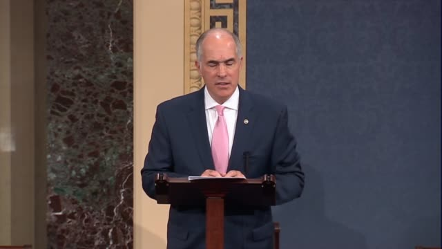 pennsylvania senator bob casey says hours before president donald trump issued an executive order largely rescinding an immigrant family separation... - substance abuse stock videos and b-roll footage