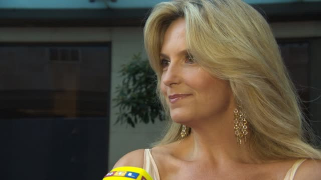 Penny Lancaster: Penny Lancaster Videos And B-Roll Footage