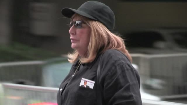 penny marshall arrives at staples center 04/22/12 penny marshall arrives at staples center 04/22/12 on april 22 2012 in los angeles california - penny marshall stock videos & royalty-free footage
