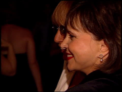 penny marshall at the 2002 entertainment tonight emmy party at the mondrian hotel in west hollywood, california on september 22, 2002. - モンドリアンホテル点の映像素材/bロール