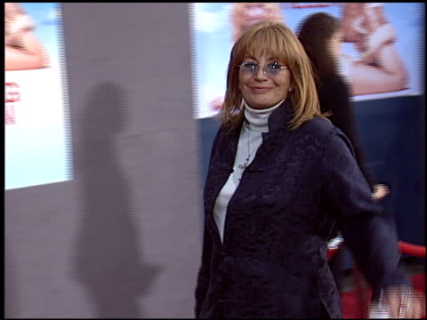 Penny Marshall at the 'Raising Helen' Premiere at the El Capitan Theatre in Hollywood California on May 26 2004