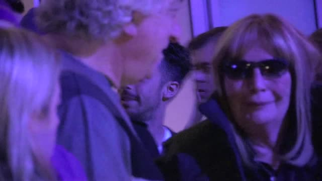 penny marshall leaving at staples center in los angeles 05/01/12 penny marshall leaving at staples center in los an on may 01 2012 in los angeles... - penny marshall stock videos & royalty-free footage