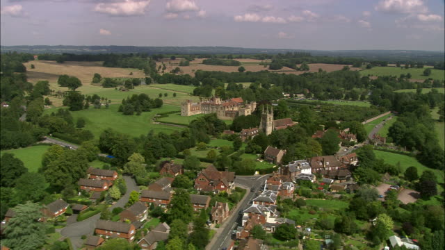 stockvideo's en b-roll-footage met penshurst place - kent engeland