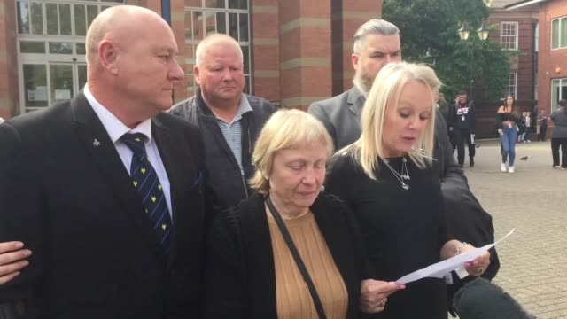 """pensioner has been cleared of the """"mercy killing"""" murder of her terminally ill husband, who died after they both took an overdose at their home.... - juror law stock videos & royalty-free footage"""