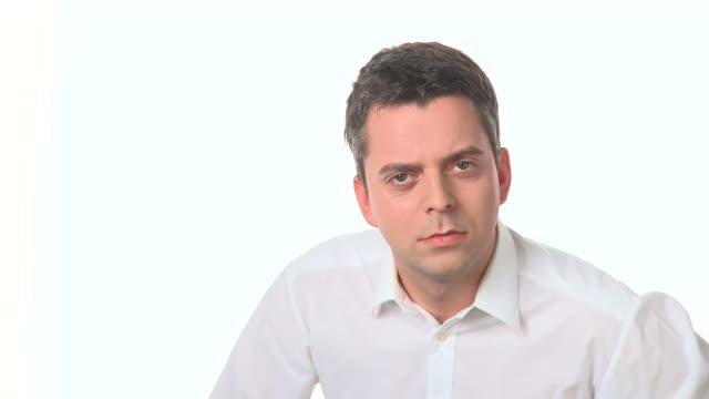 HD: Pensive Man