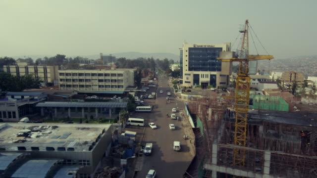 people and places of kigali, rwanda and akagera national park. - ルワンダ点の映像素材/bロール