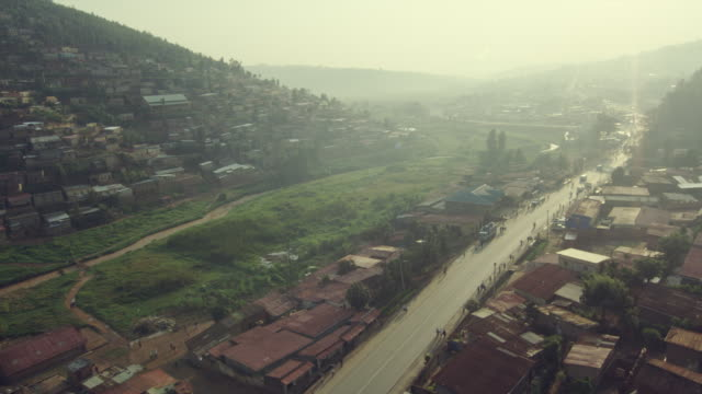 People and places of Kigali, Rwanda and Akagera National Park.