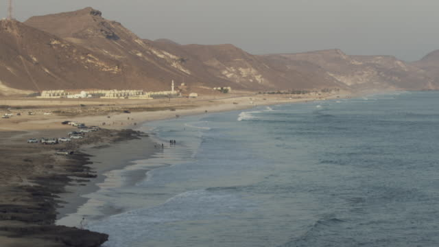 people and places of muscat and salalah, oman - oman stock-videos und b-roll-filmmaterial