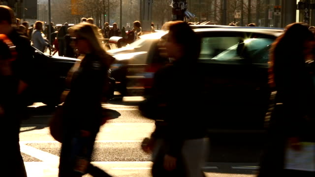 people and traffic in berlin, realtime - courtyard stock videos & royalty-free footage