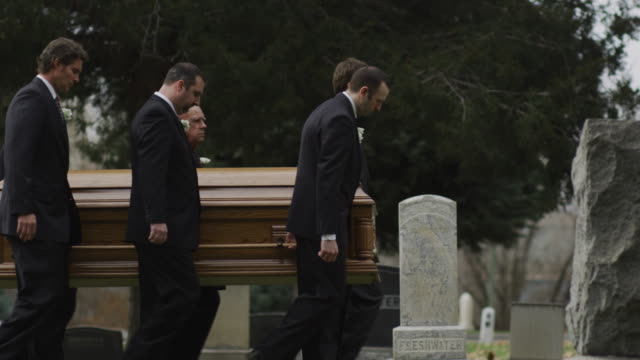people at a funeral - mourning stock videos and b-roll footage