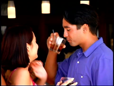 people at bar - puerto rican ethnicity stock videos & royalty-free footage