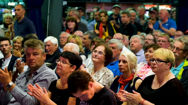 DEU: AfD Campaigns In Görlitz In EU Elections