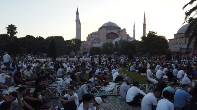 TUR: Eid al-Adha Celebrated In Turkey